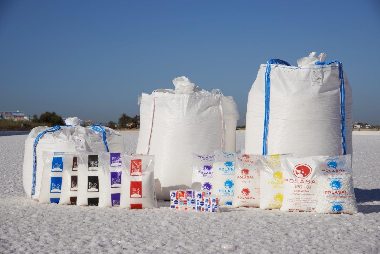 PALMISAL - Productos de sal